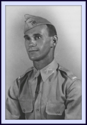 Art Murphy 1941 Philippines